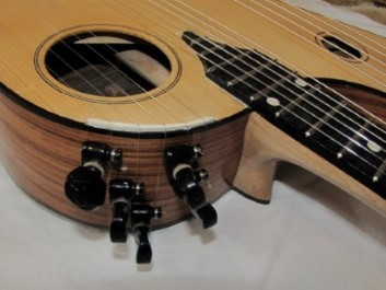 Design of a classical guitar
